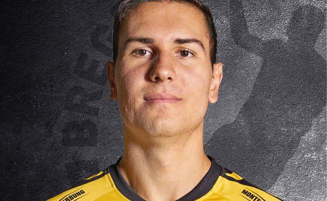 Luka Kikanovic geht ab heuer für die Bregenzer auf Torjagd.