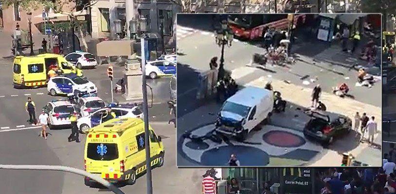 12 Tote, 80 Verletzte - IS bekennt sich zu Terroranschlag in Barcelona
