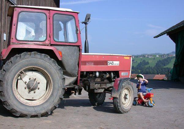 Traktoren und andere Faszinationen