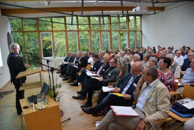 Herbst-Symposion im Bildungshaus St. Arbogast am 4. und 5. September.