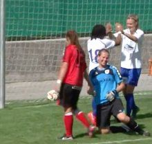 SV Innsbruck vs.FFC Vorderland