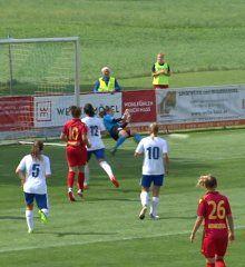 FFC Vorderland vs.SKN St. Pölten