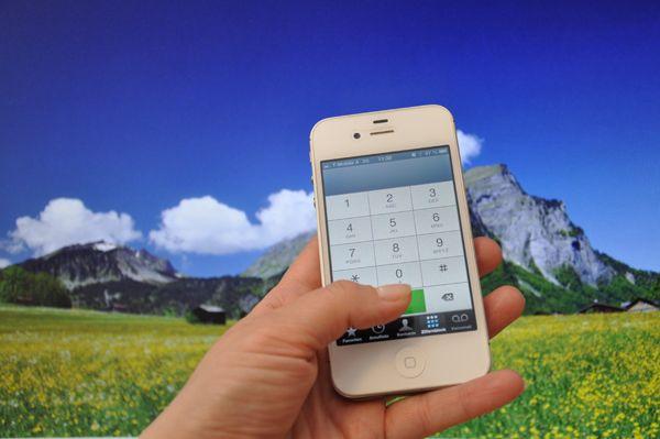 Das Handy als Lebensretter