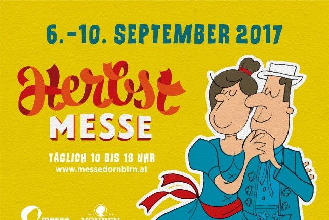 VOL.AT verlost 50 x 2 Tickets für die 69. Herbstmesse Dornbirn
