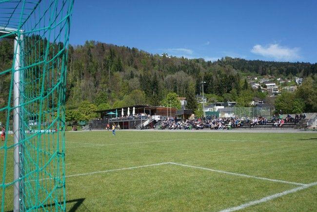 1. Heimspiel in der Vorarlbergliga