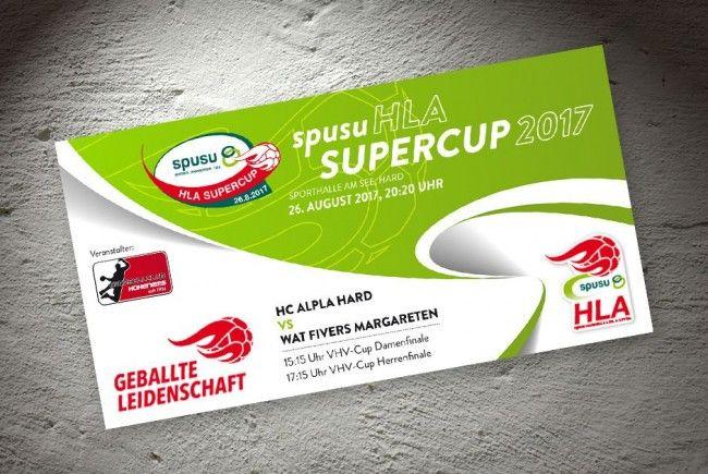 Karten Vorverkauf für den spusu HLA Supercup 2017