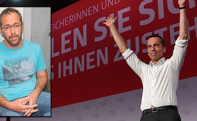 2006 soll Silberstein maßgeblich an Alfred Gusenbauers Weg zum Kanzleramt mitgebaut haben.