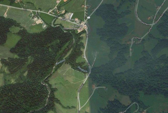 Bei Kilometer 2 auf der L4 in Sulzberg verunglückte der Motorradfahrer tödlich.