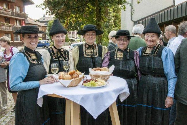 Einladung zum Bregenzerwälder Trachtentag in Mellau