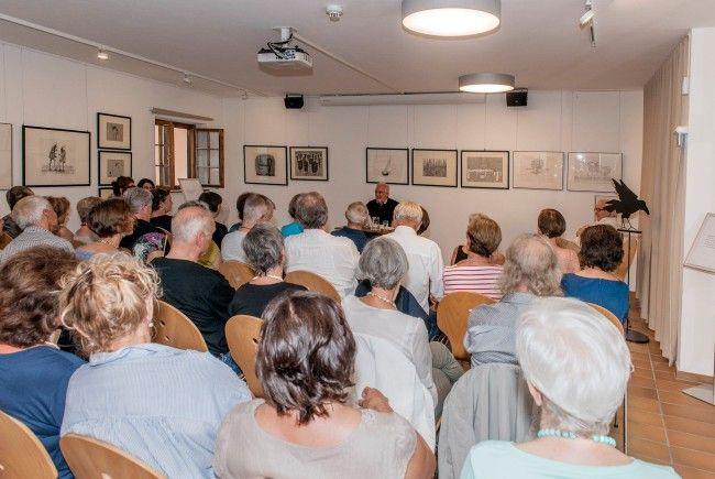 Die Ausstellung und deren Veranstaltungen erfreuten sich großer Beliebtheit.