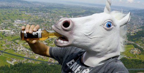 Wo trinkst du dein Einhorn Bier im Ländle?