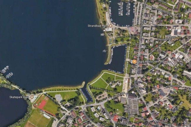Das Harder Seefest fand dieses Jahr am Sonntag, 13. August statt