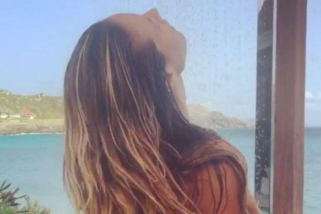 Heidi Klum verzückt mit diesem Video viele Fans.