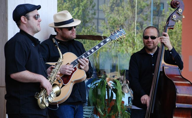 Am Sonntag wird zum Jazz-Festival in die Donaustadt geladen.