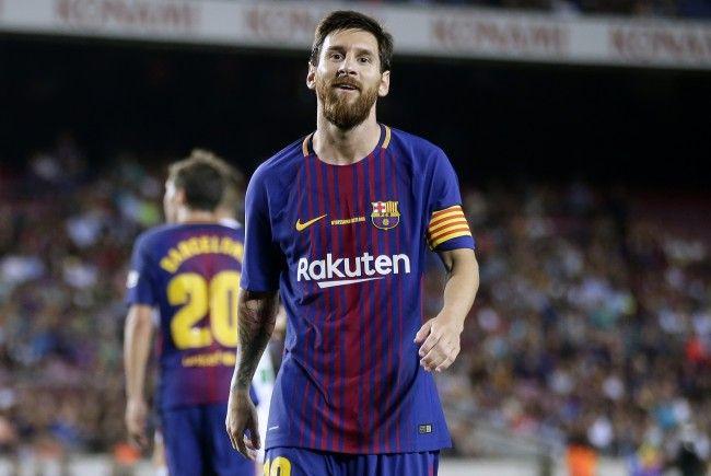 Wirbel um Messi: Seine Barca- Zukunft ist ungewiss