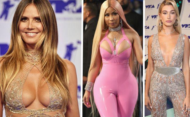 Heiße Outfits bei den MTV Video Music Awards 2017.