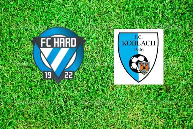 FC Hard 1b – FC Koblach 1b