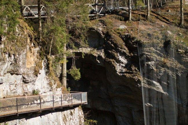 Rappenloch und Alploch sind alljährlich das Ziel zehntausender Besucher
