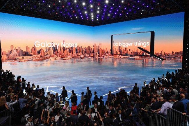 Das bietet das neue Samsung Galaxy Note8