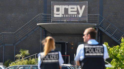 Schüsse vor Konstanzer Disko - Täter stand unter Drogeneinfluss