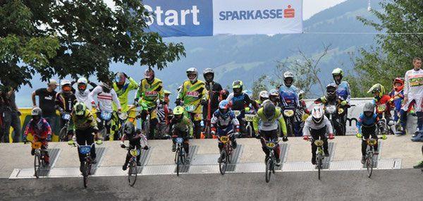 Rassiger BMX-Sport in Bludenz