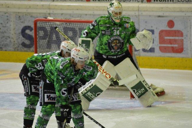 Die Wälder Eishockeycracks gegen gut vorbereitet und konzentriert in die Saison 2017/18