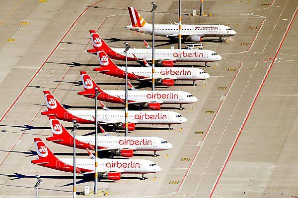 Mehrere Interessenten an der insolventen Airline