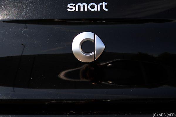 Der Smart wird ein Elektroauto