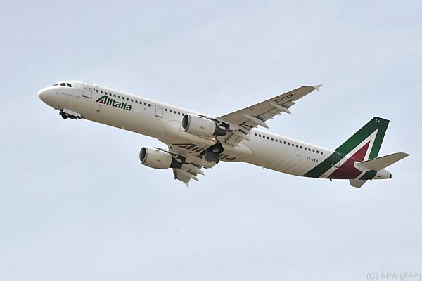Alitalia hat 3 Mrd. Euro Schulden