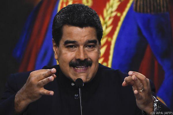 Venezuela: Macron empfing Maduro-Gegner Borges