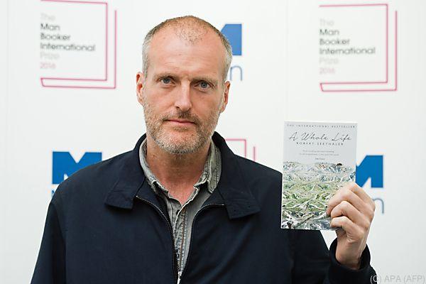 """Robert Seethaler liest am 23. September aus """"Ein ganzes Leben"""""""