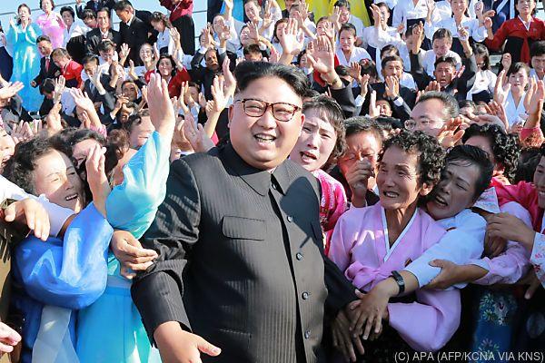 100.000 Nordkoreaner schuften für ihr Land im Ausland