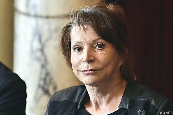 Volkstheaterdirektorin Anna Badora stellte Programm vor