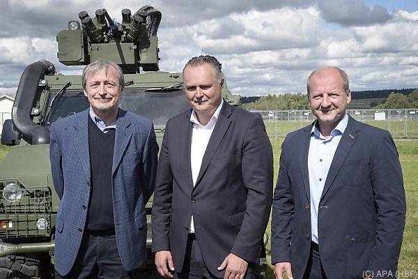 Verteidigungsminister Doskozil will sich gegenüber der EU behaupten