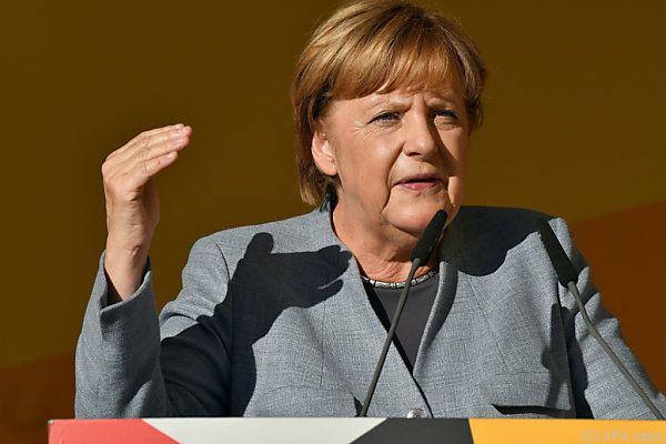 Merkel will damit die Freilassund von deutschen Inhaftieren erreichen