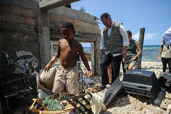 Fast 700.000 Kubaner müssen versorgt werden
