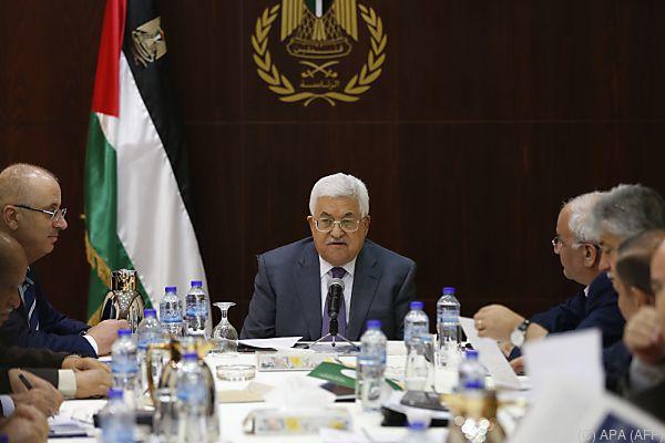 Regierung von Abbas soll Aufgaben übernehmen