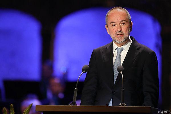 Kulturminister Drozda warnte vor Kürzungen des Kulturbudgets