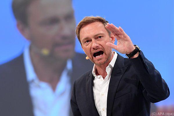 "Lindner ist klar gegen ""Transferunion"""