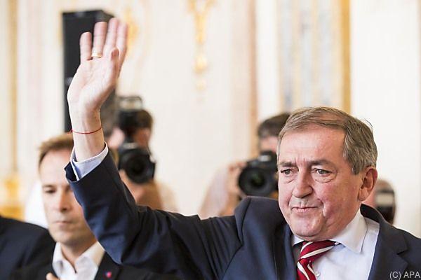 Schaden war seit 1999 Salzburgs Stadchef