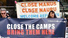 Australien siedelt jetzt Flüchtlinge in die USA um