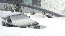 Kärnten: Hotel durch Schnee unerreichbar