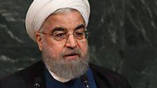 Zerreißt Trump nun den Atomdeal mit dem Iran?