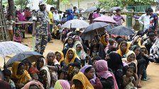 Myanmar: Wütender Mob attackierte Hilfslieferung