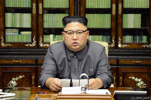 Krieg der Worte zwischen Trump und Kim geht weiter