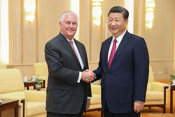 Atomstreit: USA stehen mit Nordkorea in direktem Kontakt