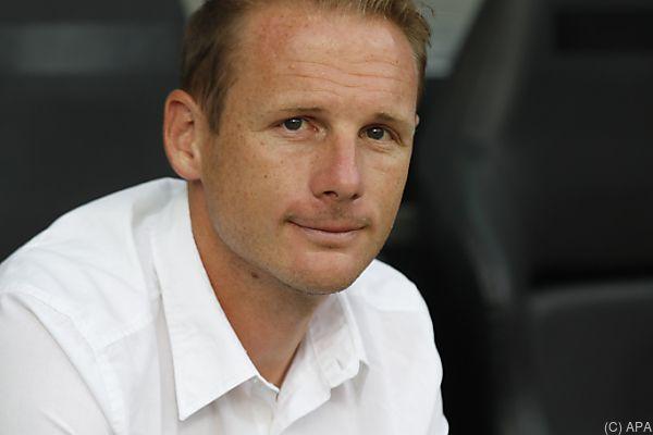 Jochen Fallmann legte mit St. Pölten einen Fehlstart hin