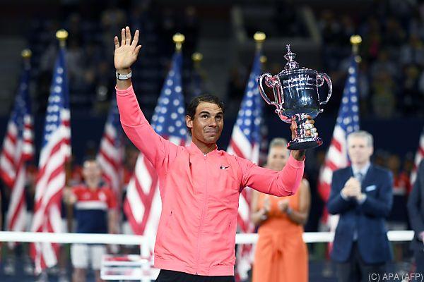 Nadal gewinnt die US Open
