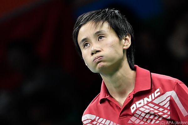 Bittere Niederlagen für Liu Jia