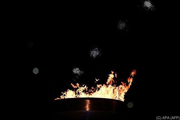 Olympisches Feuer: Nordkorea macht Olympia zu heißer Angelegenheit